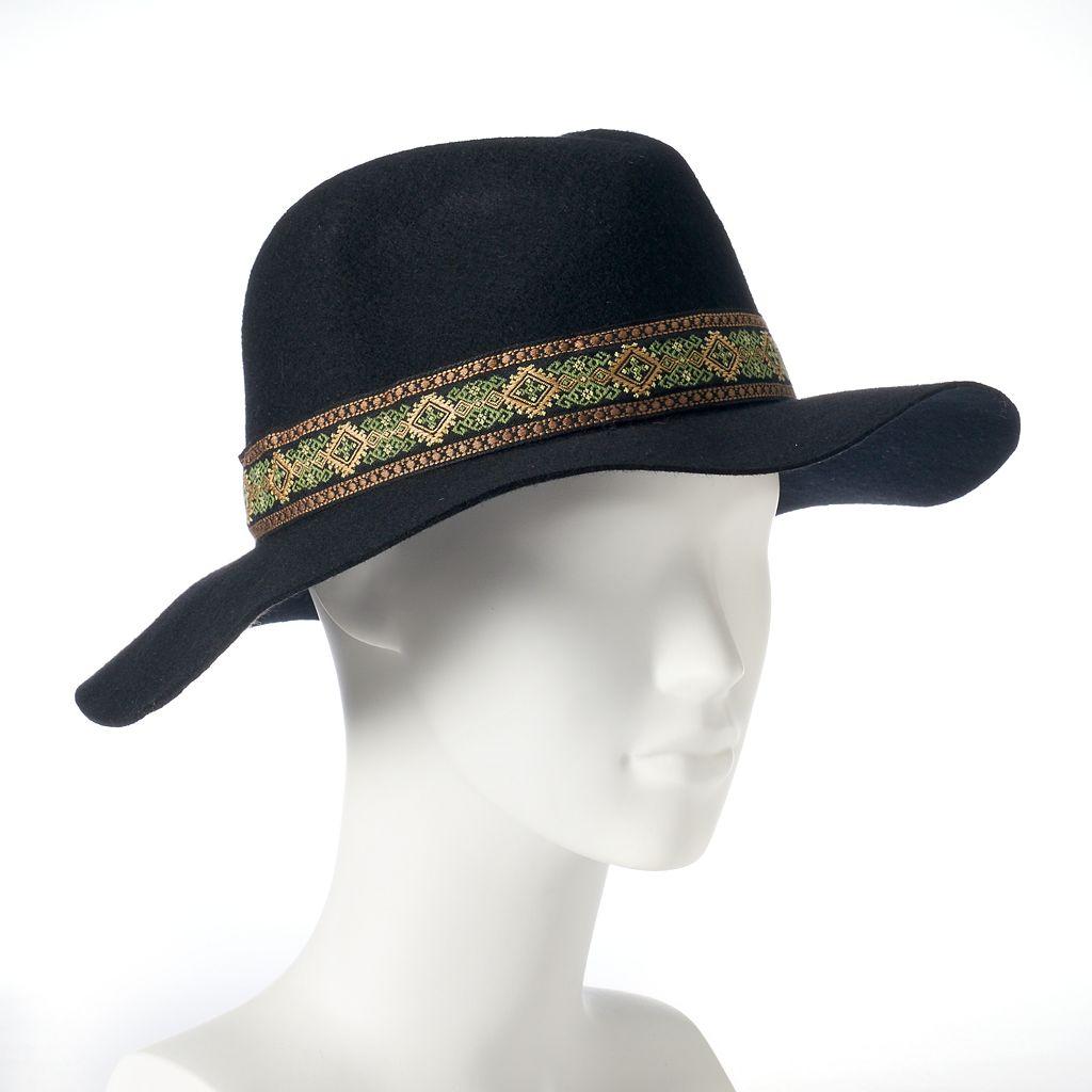 Peter Grimm Silvana Wool Felt Hat