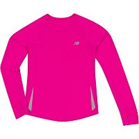 Girls 4-6x New Balance Long Sleeve Performance Tee