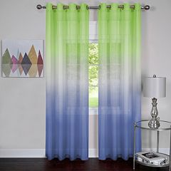Achim 1-Panel Rainbow Window Curtain