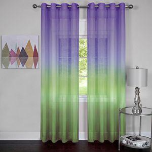Achim 1-Panel Rainbow Window Curtain