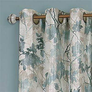 Achim Blackout 1-Panel Tranquil Window Curtain