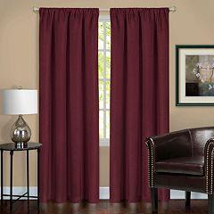 Achim Blackout 1-Panel Harmony Window Curtain
