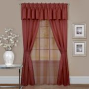 Achim 6-piece Claire Window Set