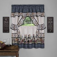 Achim 3-piece Chateau Cottage Window Set