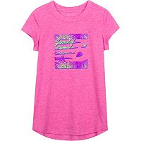 Girls 4-6x New Balance Relaxed-Fit Performance Graphic Tee