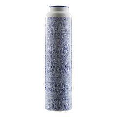 Decor 140 Niryvil 13' x 3' Waves Ceramic Vase