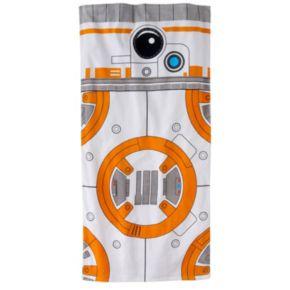 Star Wars BB8 Beach Towel