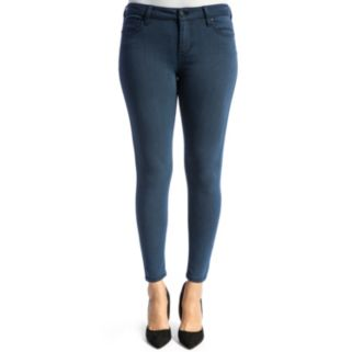 Juniors' Crave Colored Ankle Skinny Jeans