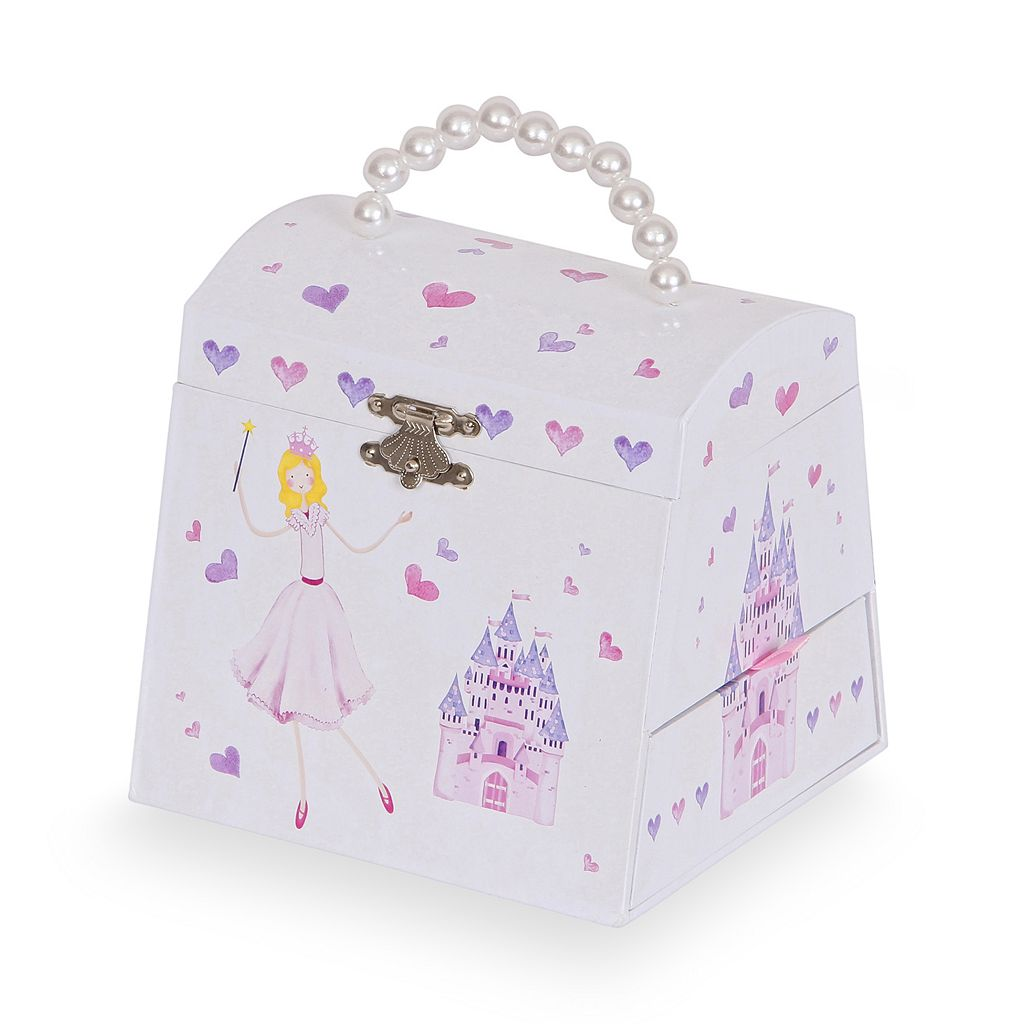 Mele & Co. Amy Musical Ballerina Jewelry Box