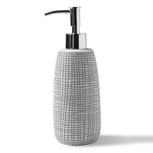 Kassatex Raffia Soap Dispenser