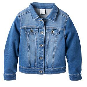 Girls 4-6x SONOMA Goods for Life™ Denim Jacket