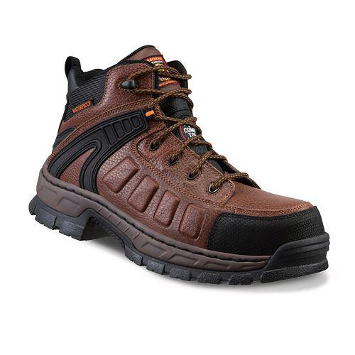 Skechers Work Relaxed Fit Vinten Gurdon Men's Waterproof Boots