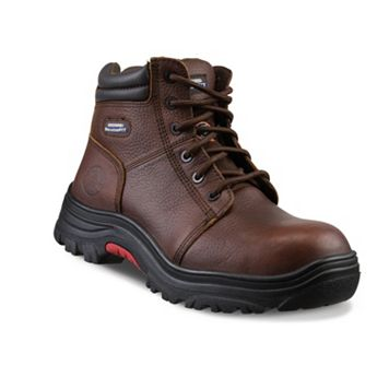 Skechers Work Relaxed Fit Burgin Men's Composite-Toe Boots