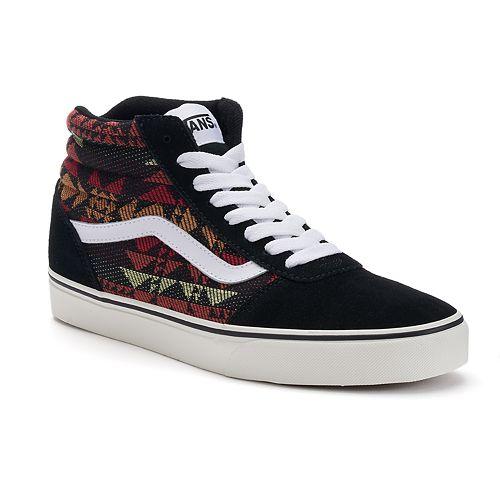 f19c6561a7 Vans Ward Hi Men s Tribal Skate Shoes