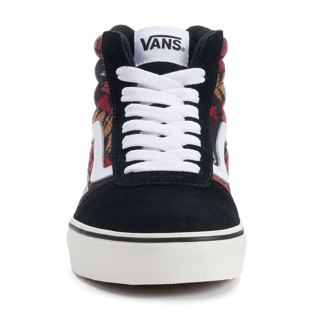 Vans Ward Hi Men's Tribal Skate Shoes
