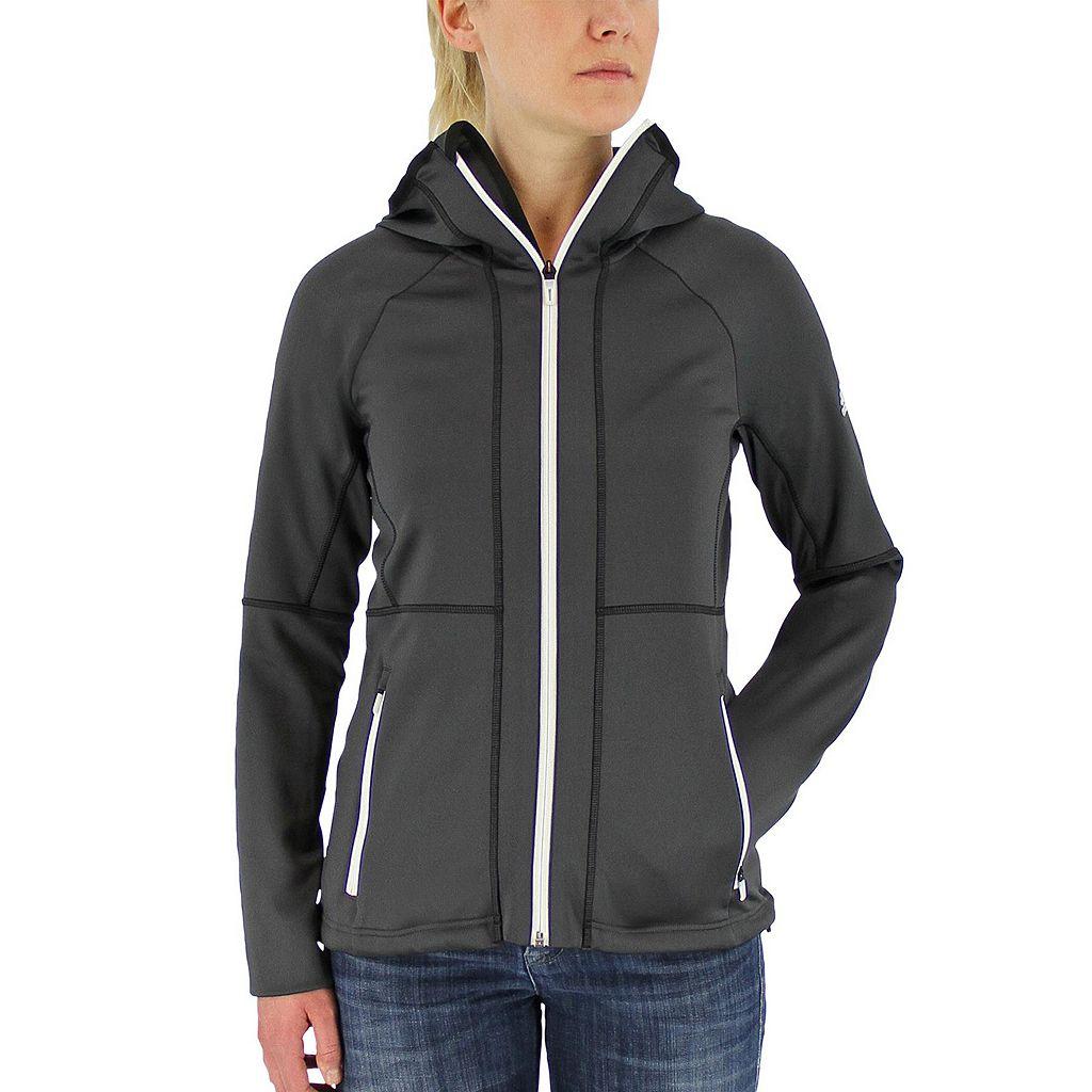 Women's adidas Outdoor Fleece Hiking Jacket