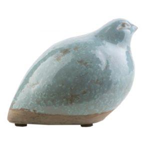 Decor 140 Symane Colorblock Ceramic Decorative Bird Table Decor