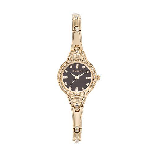 Armitron Women's Crystal Watch