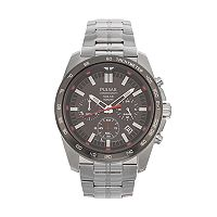 Pulsar Men's Stainless Steel Solar Chronograph Watch - PZ5005