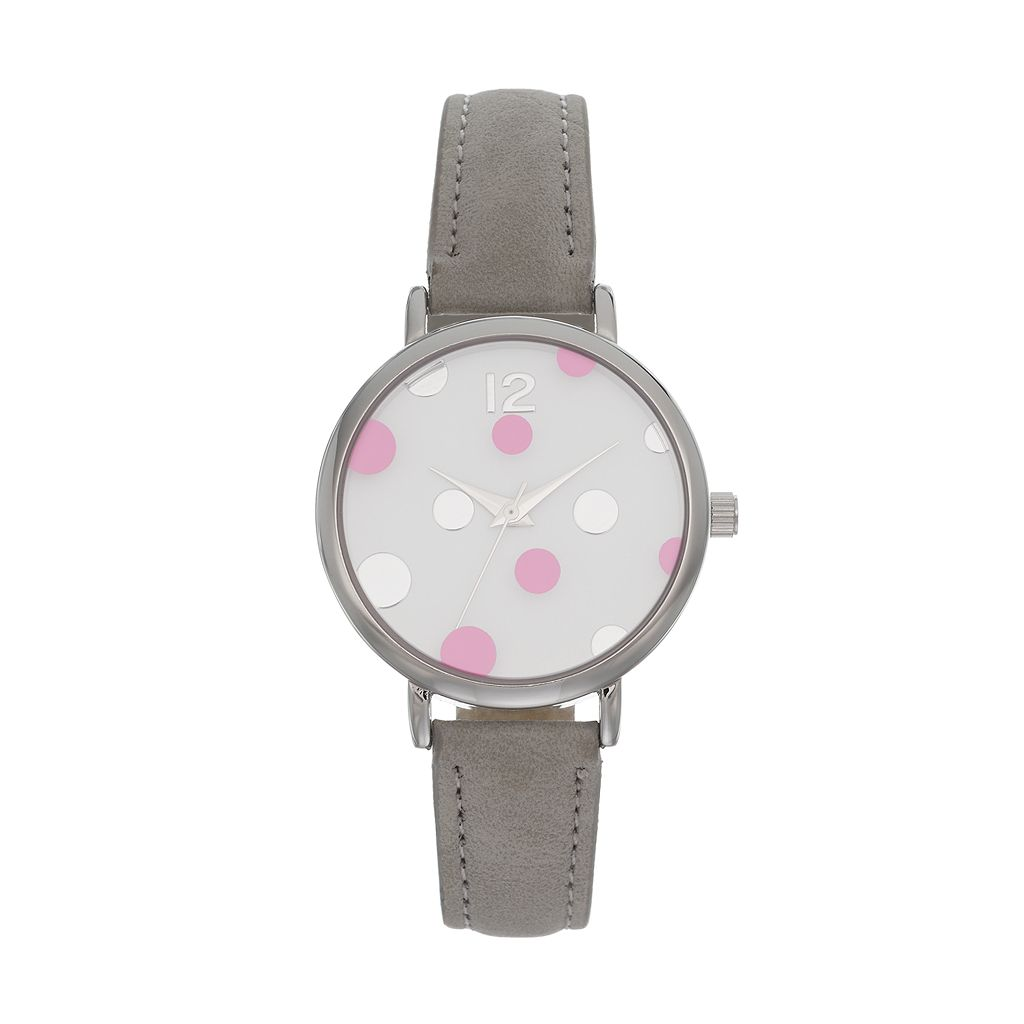 Women's Polka Dot Watch