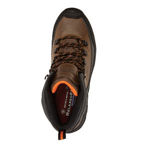 Skechers Work Relaxed Fit Surren Men's Waterproof Steel-Toe Boots