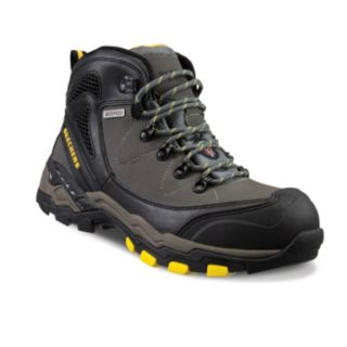 Skechers Work Relaxed Fit Surren Men's Waterproof Steel-Toe Boots