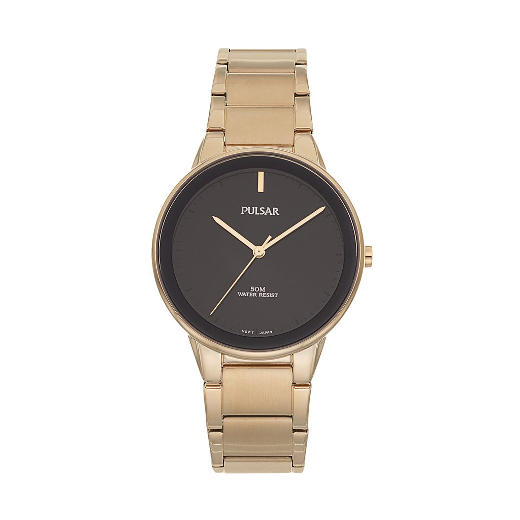 Pulsar Men's Stainless Steel Watch - PG2046