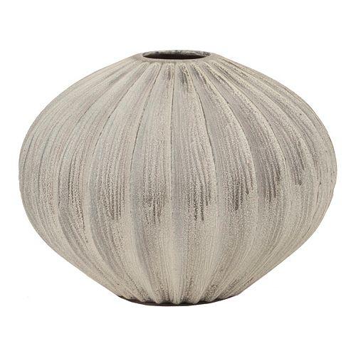 Decor 140 Kilik 7 x 9 Distressed Vase