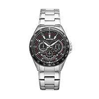 Armitron Men's Chronograph Watch - 20/5197BKSV