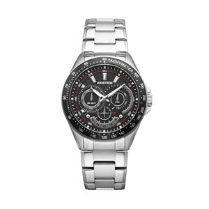 Armitron Men's Chronograph Watch - 20/5197BKSV