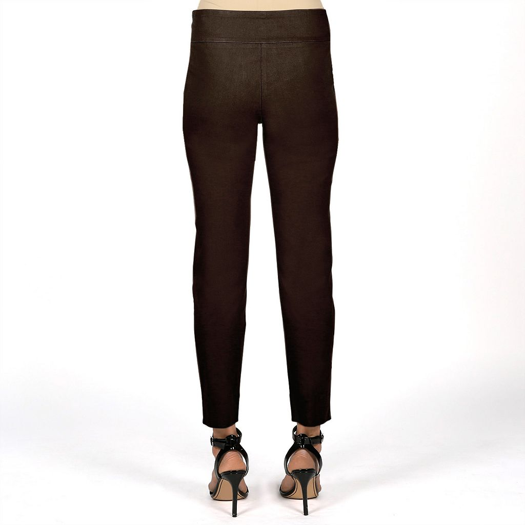 Women's Larry Levine Millennium Pull-On Pants