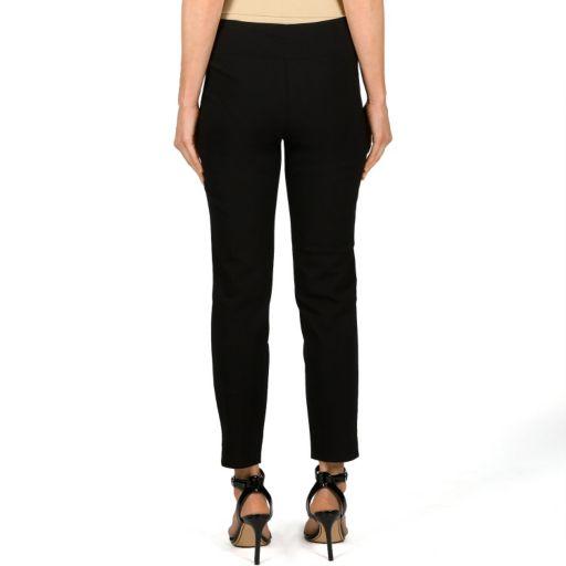 Women's Larry Levine Millennium Pull-On Pants