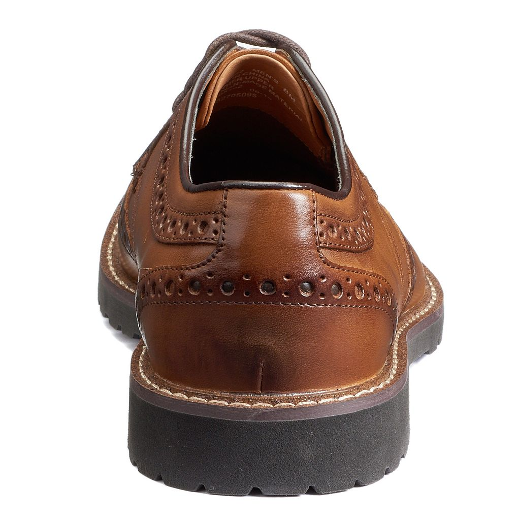Chaps Concourse Men's Wingtip Shoes