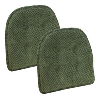 The Gripper Rembrandt Tufted Chair Pad 2-pk.