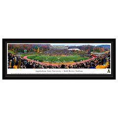 Appalachian State Mountaineers Football Stadium Framed Wall Art