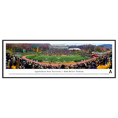 Appalachian State Mountaineers Football Stadium Framed Wall Art