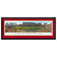 Arizona State Sun Devils Football Stadium Framed Wall Art