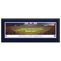 Auburn Tigers Football Stadium Twilight Framed Wall Art