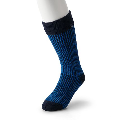 Men's Heat Holders Thermal Ribbed Boot Socks