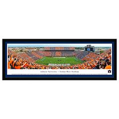 Auburn Tigers Football Stadium Framed Wall Art