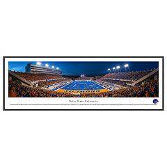 Boise State Broncos Football Stadium Framed Wall Art