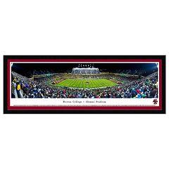 Boston College Eagles Stadium Framed Wall Art