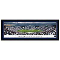 BYU Cougars Football Stadium Framed Wall Art