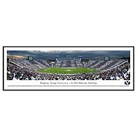 BYU Cougars Football Stadium Framed Wall Art