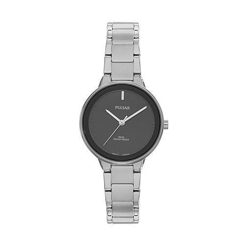 Pulsar Women's Easy Style Stainless Steel Watch - PRS675