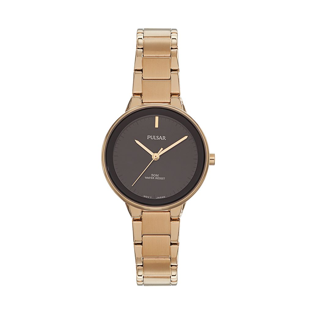 Pulsar Women's Easy Style Stainless Steel Watch - PRS676
