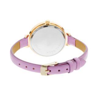 Women's Faux Leather Watch