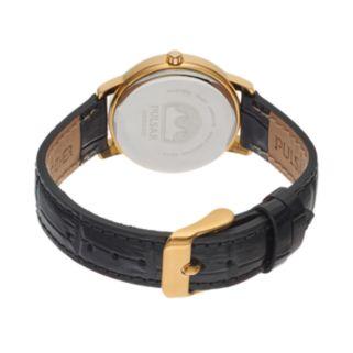 Pulsar Women's Leather Watch - PG2048X