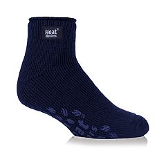 Men's Heat Holders Thermal Ankle Slipper Socks