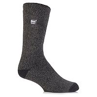 Men's Heat Holders Twist LITE Thermal Crew Socks